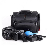 Good PotBellied Waterproof Camera Case Bag for Canon EOS DSLR 750D 70