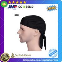 Topi Bandana Helm Sepeda Headband Kain Penutup Kepala Olahraga Sepeda