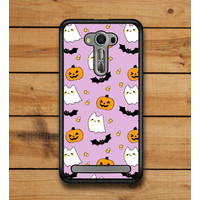 Case Asus Zenfone 2 Laser (5,5 inch) Cute Halloween discovered FF51927