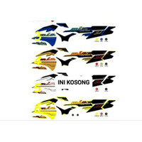 Striping Yamaha Mio Sporty Limited Edition wedgke 3353qn