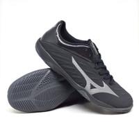 Sepatu Futsal Mizuno Rebula Sala Black Shadow