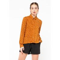 Colorbox Basic Long Sleeve Shirt I:Blwkey220L014 Yellow
