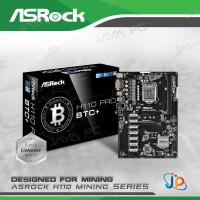 Motherboard ASROCK H110 PRO BTC+ LGA1151, H110, DDR4, USB3.1, SATA3