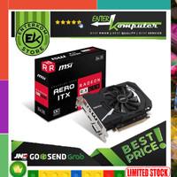 ada MSI Radeon RX 550 2GB DDR5 - AERO ITX 2G OC PC1973
