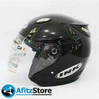 COD | Helm Motor Centro KLY Model INK Hitam Metalik Exc. KYT MDS NHK