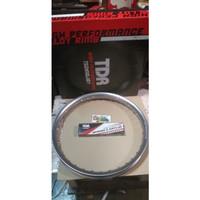 Promo Velg TDR U Shape 140 ring 17 Titanium Free 1 Ruji TDR Crom Murah