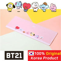 GOOD BTS BT21 ROYCHE Official Long Pad Baby Version Aksesoris Mouse Pa