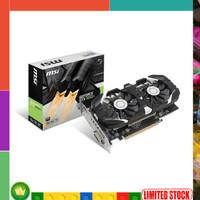 Dijual MSI GeForce GTX 1050 Ti 4GB DDR5 - 4GT OC PC1422