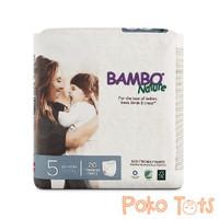 Bambo Nature Training Pants Junior Size 5 Premium Organic Diapers