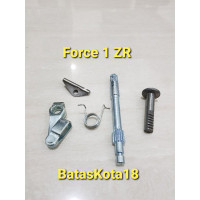 Kopling Stut R Setut Bak ZR-Force Lever Kopleng Force1 ZR-FizR-Fiz 1