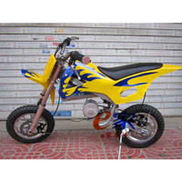 Trail 50cc Dalam Ukuran12 - 2 49cc - YIDA Merk Motor x Ban - Luar Mini