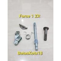 Kopling R Force1 Lever 1 Setut Kopleng Stut ZR-Force Bak ZR-FizR-Fiz