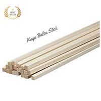 Kayu Balsa Stick 3mm x 3mm Panjang 1 Meter