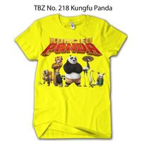 Baju Kungfu Panda Squad Anak Katun Premium Original