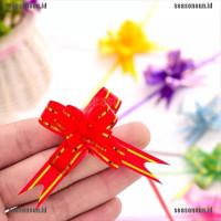 Sea 10pcs Pita Bunga Untuk Dekorasi Pesta Pernikahan/Ulang Tahun
