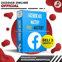 Ecourse FB Ads Master - Facebook Ads Pro Mastery