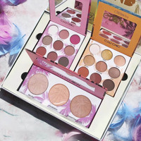 Beauty Creations Cali 3in1 Eyeshadow Palette Highlighter Pearl