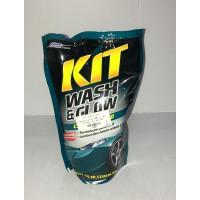 Kit Wash & Glow Pouch Refill 800 ml Shampo Car KWG-05, CS14661