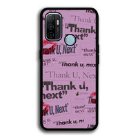 Casing Oppo A53 Thank You Next Ariana Grande L2723