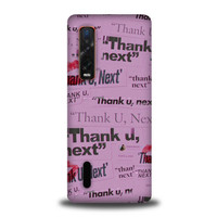 Casing Oppo Find X2 Thank You Next Ariana Grande L2723