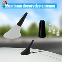 Antenna 3cm Roof Antenna Short Rod Car Rod Adapter Radio Foot