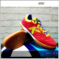 M-I Sepatu futsal Kelme Feline Evo Red Yellow
