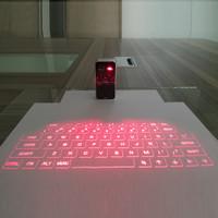BEST Keyboard dan Mouse Virtual Laser untuk Tablet dan PC