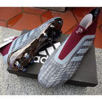 Sepatu Bola Desain Adidas PP Predator 18 + FG pogba Ukuran 39-45