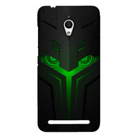 Casing Asus Zenfone Go ZC451TG Gaming Black Shark YD0421