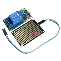 ORI MG Modul Relay Sensor Air Hujan 12V untuk Arduino Robot Arduino