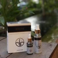 ANUVA Paket Haircare / Hairgrowth & Serum Penumbuh Ram