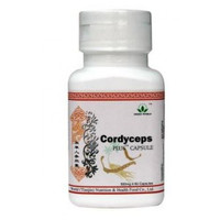 Cordyceps Plus Capsule Green World