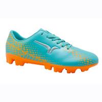 CALCI Sepatu Bola Scorch SC - Turquoise Orange - 39
