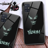 Casing Iphone X asus zenfone go live max Marvel Venom 1 Softcase