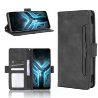 BEST MultiCard Slots Casing ASUS Rog Phone 3 ZS661KS Wallet Case ROG P