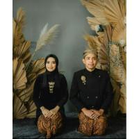 Baju Couple/ Baju Prewed/ Adat Jawa/Solo