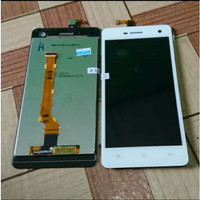 Lcd+Ts Oppo Find Mirror R819 Layar Lcd / Touchscreen / Sparepart Hp