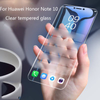Clear Tempered Glass For Honor Note 10 9H 2.5D Screen Protector