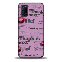 Casing Oppo A72 Thank You Next Ariana Grande L2723