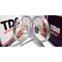 Velg TDR ring 17 Vixion new Vixion Old tromol velg jari jari sepaket