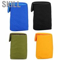 Skill Waterproof Portable DSLR SLR TLR Camera Bag Padded Case
