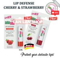Sebamed lip defense balm strawberry spf 30