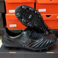 Sepatu Bola Mizuno Morelia Neo 2 Black Mesh Fg