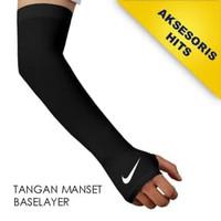 ARM SLEEVE NIKE armsleeve manset tangan sepeda basket gym fitness voli