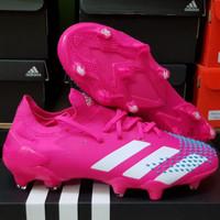 Sepatu Bola Adidas Predator Mutator 20.1 Shock Pink Fg