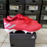 Sepatu Bola Adidas Nemeziz 19.3 Red White Fg