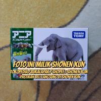 ANIA INDIAN ELEPHANT MAINAN ANAK HEWAN GAJAH ZOO FIGURE ORIGINAL