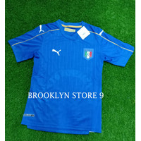 Jersey Bola Italy/Italia Negara Grade Ori