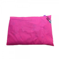 Olus Pillow Bantal Kulit Kacang Hijau - Pink