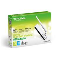 penangkap sinyal wifi merek tp link+antena